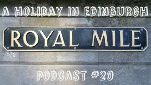 podcast 20 a holiday